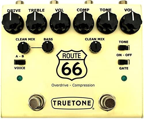 Truetone V3 Jekyll & Hyde · Pedal guitarra eléctrica: Amazon.es ...