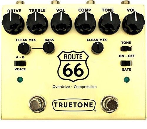 Truetone V3RT66 Route 66 V3 Series Overdrive/Compression - Compression Pedal