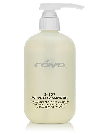 Amazon.com: Cleansing Gel Activo con Aha y BHA (g-107 ...