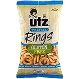 Gluten Free Pretzel Rings, Two 10-Ounce Bags