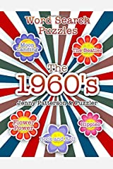 THE OFFICIAL WORD SEARCH PUZZLE BOOK OF THE 1960's (Word Puzzler) Paperback