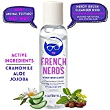 Me Facial Hair Removal Kit - French Nerds 4oz Cleanser Without egg