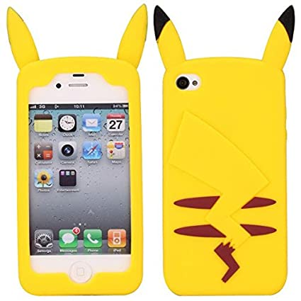 coque iphone 4 pikachu