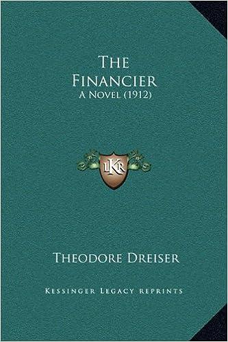 Financier pdf the