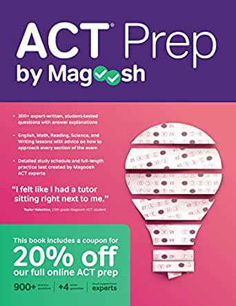 Online Test Prep Magoosh Outlet