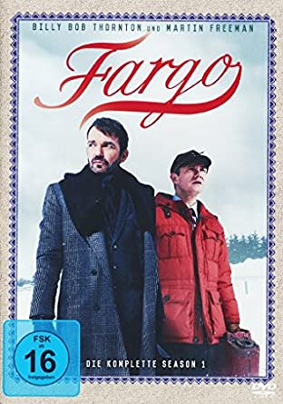 Fargo Season 1 4 Dvds Amazonde Billy Bob Thornton Martin