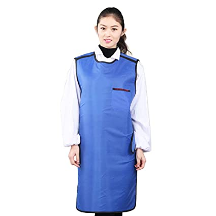 Amazon.com: MXBAOHENG Lead Clothes Radiation Suit Genuine CT ...