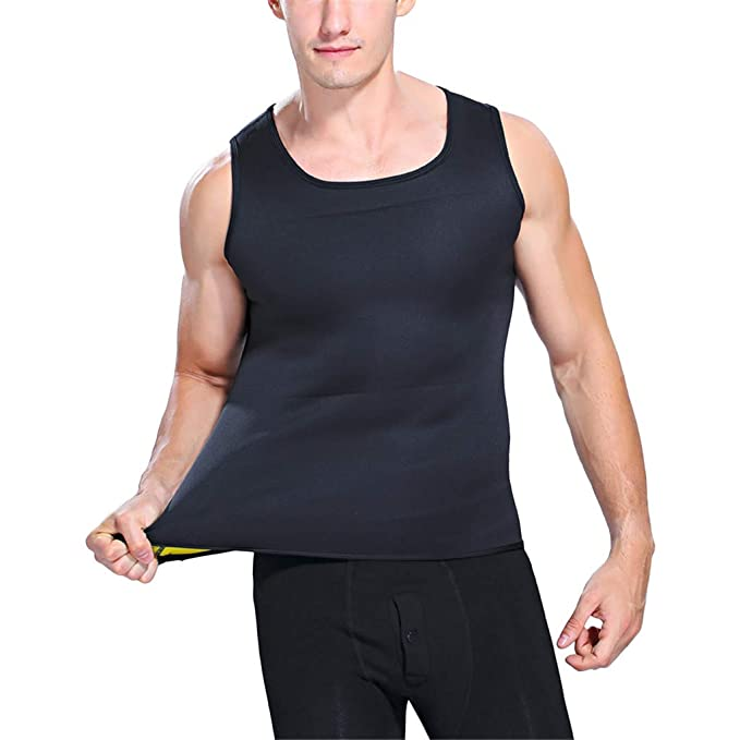 Amazon.com: Body Shaper - Chaleco para hombre, con forma de ...