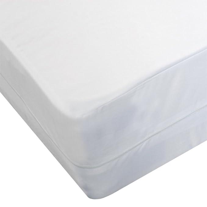 Amazon.com: Protect-A-Bed Allerzip Mattress Encasement, Cal King-9