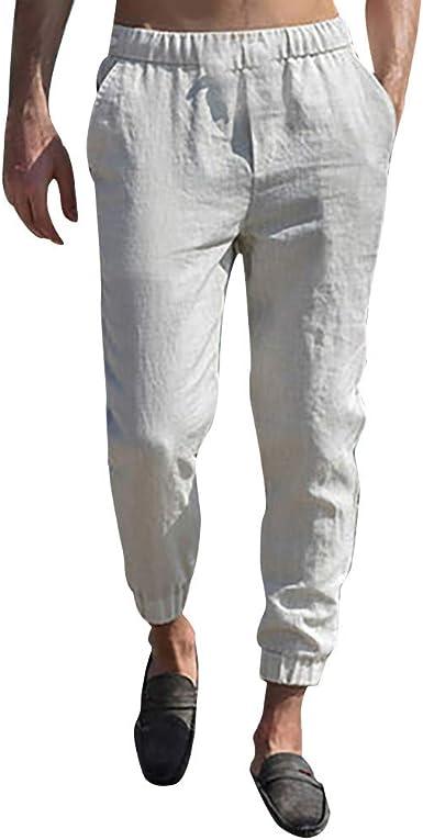pantalon homme été