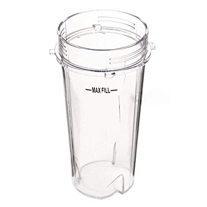 Amazon.com: SODIAL(R) 16 Oz Tall Cup Juicer No sip & seal ...
