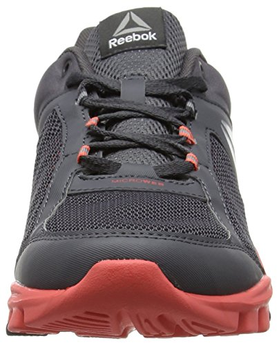 De black Yourflex Fire Chaussures grey silver Grey Gris Metallic Mt Reebok Femme ash white Trainette rouge 0 Coral Fitness XnUIdq