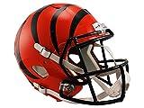 Riddell NFL Cincinnati Bengals Full Size Replica Speed Helmet, Medium, Orange