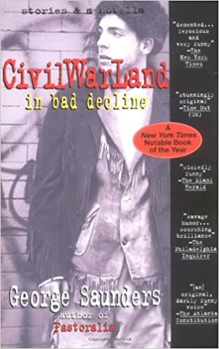 image for CivilWarLand in Bad Decline: Stories and a Novella