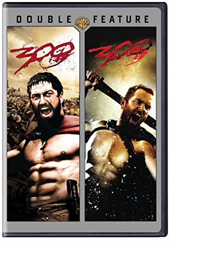 300 / 300: Rise of an Empire (DBFE) (DVD) -