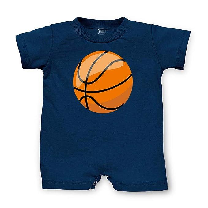 Amazon.com: Pelota de baloncesto de manga corta con cuello ...