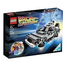 LEGO 21103 The DeLorean Time Machine Building Set