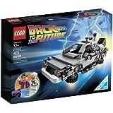 LEGO The DeLorean Time Machine Building Set 21103