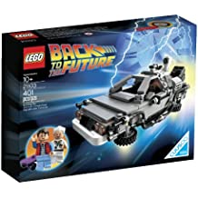 LEGO The DeLorean Time Machine Building Set 21103 (Discontinued by manufacturer)