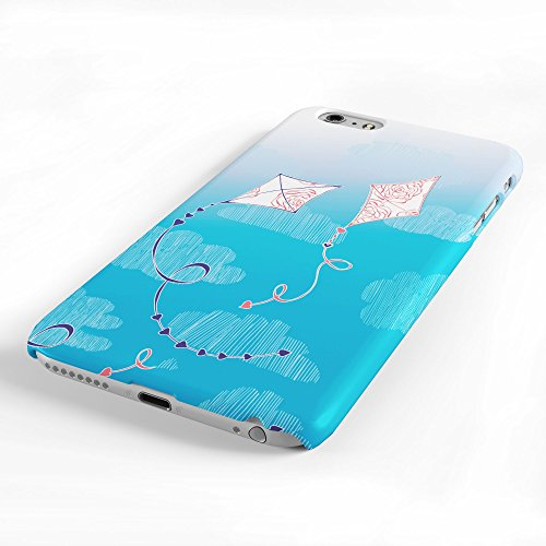 Koveru Back Cover Case for Apple iPhone 6 Plus - Romancing the wind