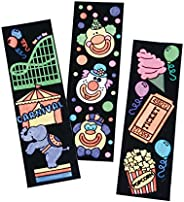 Carnival Bookmarks Craft Kit (Pack of 48)