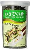 JFC Wasabi Furikake Rice Seasoning, 1.7 Ounce (Pack of 30)