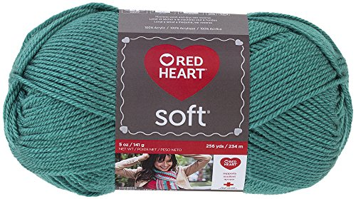 Red Heart Soft Yarn, Deep Sea ()