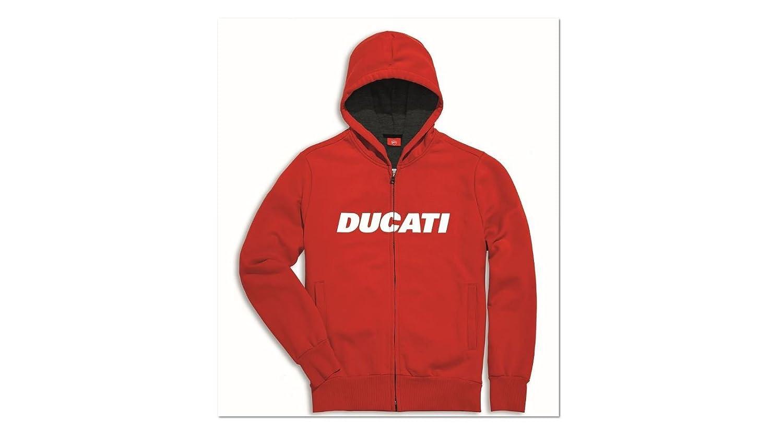 Ducati Boys Ducatiana Hooded Sweatshirt 4-6 years