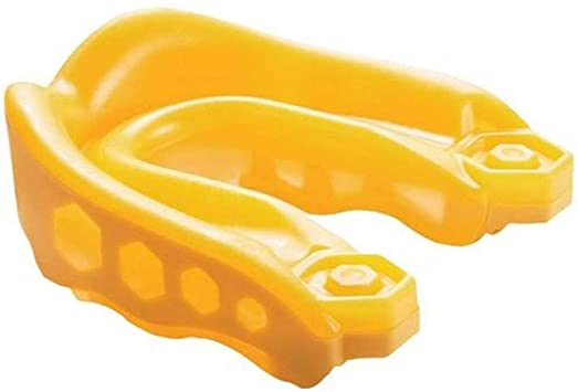 Shock Doctor Gel Max Convertible Mouthguard /& Mouth Guard Case Pack