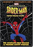 The Spectacular Spider-Man: Season 1 (Bilingual)