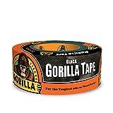 "Gorilla Duct Tape, 1.88"" x 12 yd, Black"
