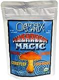 Cheap Mushroom Magic – USDA Organic 16:1 Reishi, Cordyceps, Chaga, Lion's Mane Mushroom Extract Powder – 45 servings – Supplement – Add to Coffee/Tea/Smoothies– Real Fruiting Body–No Fillers