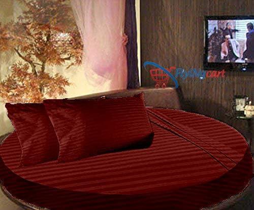 Flying Cart - Juego de sábanas de algodón Egipcio de 800 Hilos ...