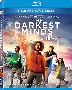 Darkest Minds (Bilingual) [Blu-Ray + DVD + Digital Copy]