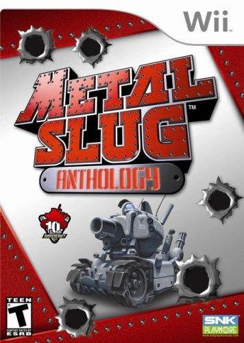 (Metal Slug Anthology - Nintendo Wii)