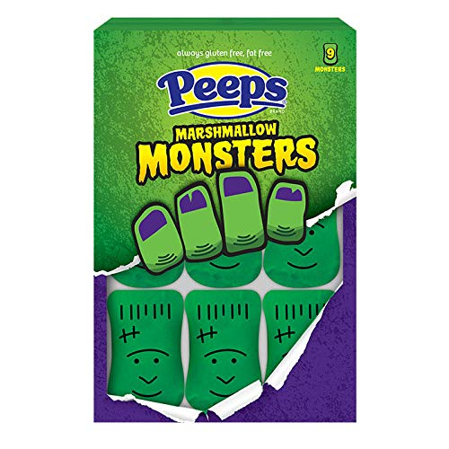 Peeps Marshmallow Monsters]()