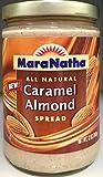 MaraNatha Caramel Almond Spread 12 Ounce 2-Pack