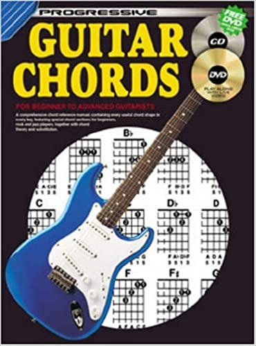 Progressive Guitar Chords For Beginner To Advanced Guitarists Gary
