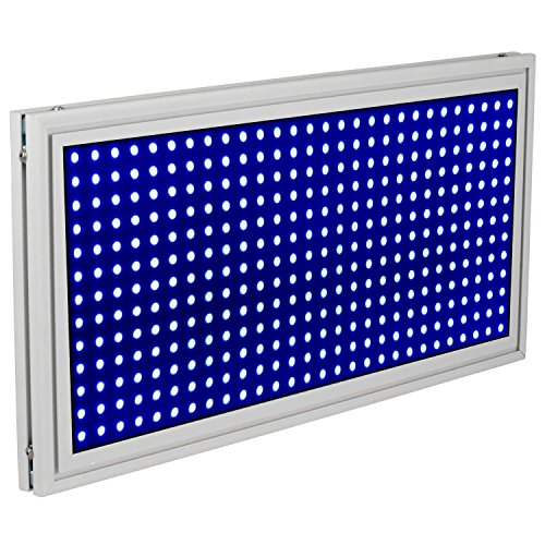 All Blue Led Grow Light in US - 3