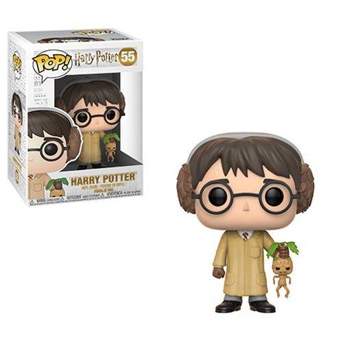 H.P. Harry Potter Herbology Pop! Vinyl Figure and Keychain.