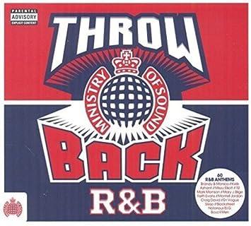0adb8ab0a8 Throwback R B  Amazon.co.uk  Music