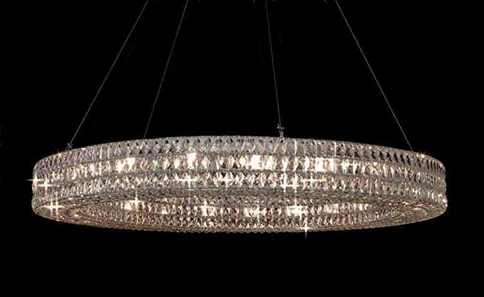 Crystal spiridon ring chandelier chandeliers modern contemporary crystal spiridon ring chandelier chandeliers modern contemporary lighting pendant 59 wide good for aloadofball Image collections