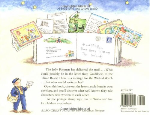 The Jolly Postman by LB Kids