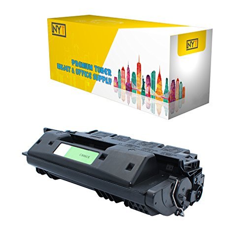 New York Toner New Compatible 1 Pack C8061x High Yield Toner for HP - LaserJet: LaserJet 4100 | LaserJet 4100dtn | LaserJet 4100mfp | LaserJet 4100n | LaserJet 4100tn | LaserJet 4101mfp --Black