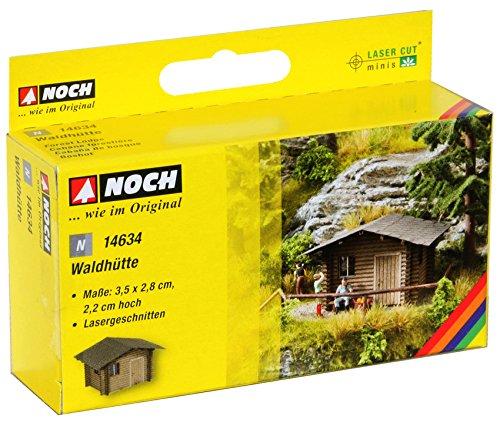 Noch 14634 Forest Lodge N Scale  Model Kit