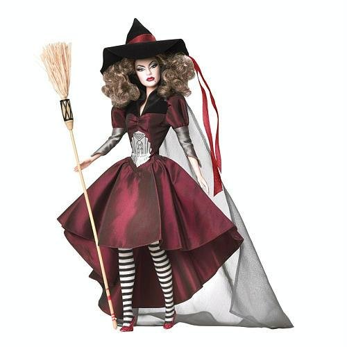 Wizard of Oz Wicked Witch of the East Barbie