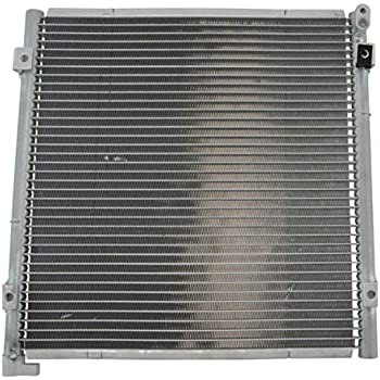 AC A//C Air Conditioning Condenser with Receiver Drier for 05-12 Acura RL New