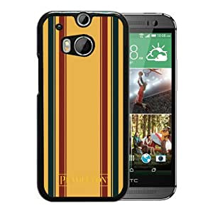 Unique And Fashionable Designed Cover Case For HTC ONE M8 With Pendleton 10 Black Phone Case