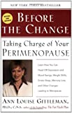 Before the Change, Ann Louise Gittleman, 0060560878