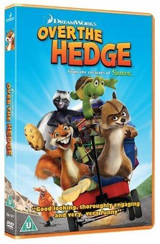 Amazon Com Over The Hedge 2006 Dvd Movies Tv